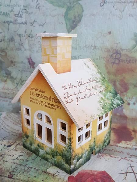 小屋彩繪-教學推廣