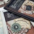 日式絹印證書-彩繪教學研習課程
