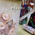 澆水器彩繪-魔法手繪