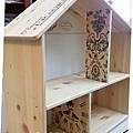 IKEA娃娃層-房屋造型壁層架