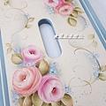 玫瑰彩繪教學-魔法精緻手繪坊