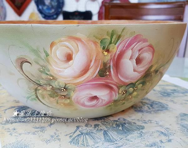 玫瑰彩繪 雲林斗六彩繪教室