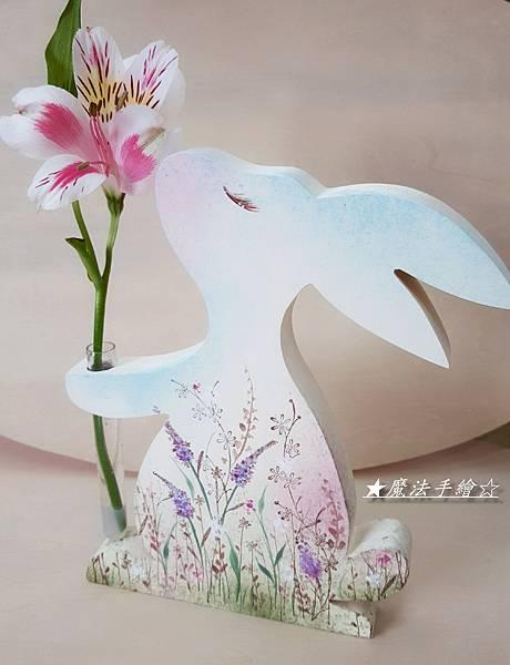 彩繪小兔-情境小兔特輯