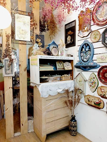 魔法精緻手繪坊-畫室一處