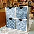 彩繪花磚應用-魔法手繪坊