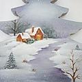 彩繪聖誕樹-傢飾彩繪