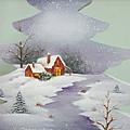 聖誕彩繪-彩繪耶誕樹
