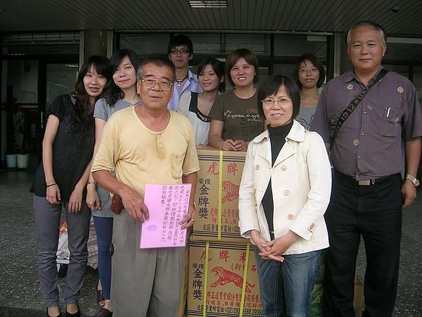 妙覺寺物資捐贈