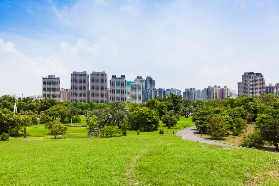 高雄美術館特區、綠意、公園、豪宅、房地產、社區大樓、休閒-03