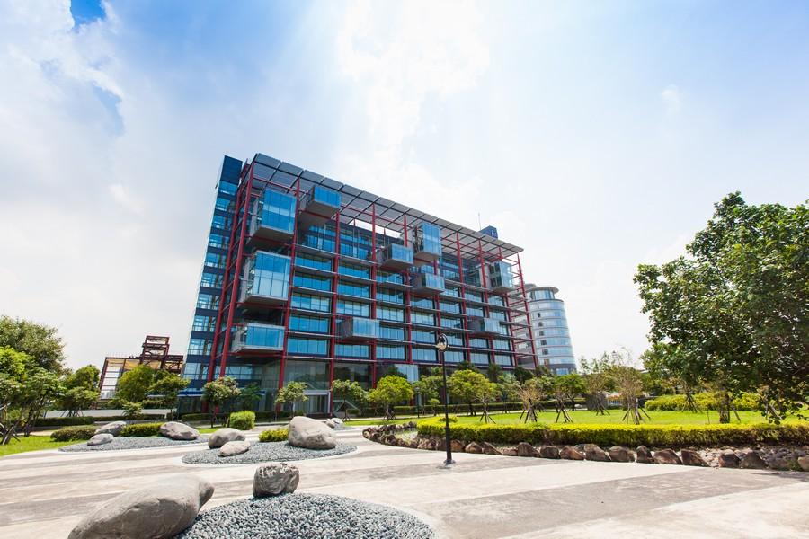 高雄軟體科學園區、公園、綠意、商辦大樓-13