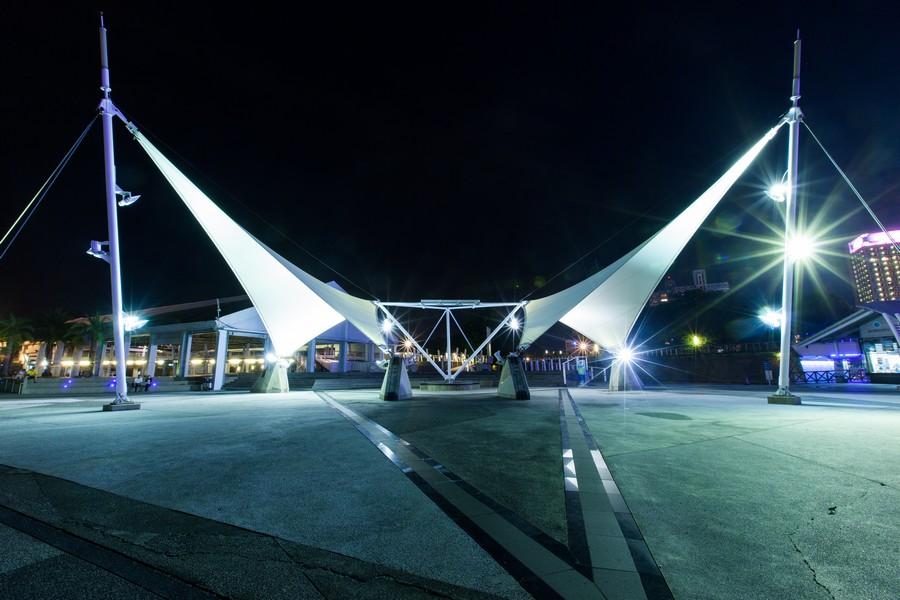 高雄港、港口、真愛碼頭、房地產、海邊、夜景-02