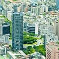 台北市空照、仁愛路圓環、商辦大樓、房地產-02