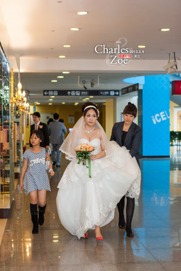 Charles & Zoe 婚禮紀錄-24
