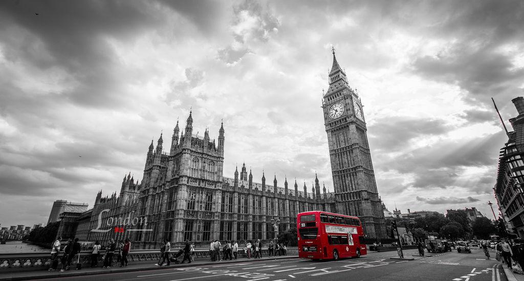 英國三紅、倫敦、大笨鐘、雙層巴士-01.jpg