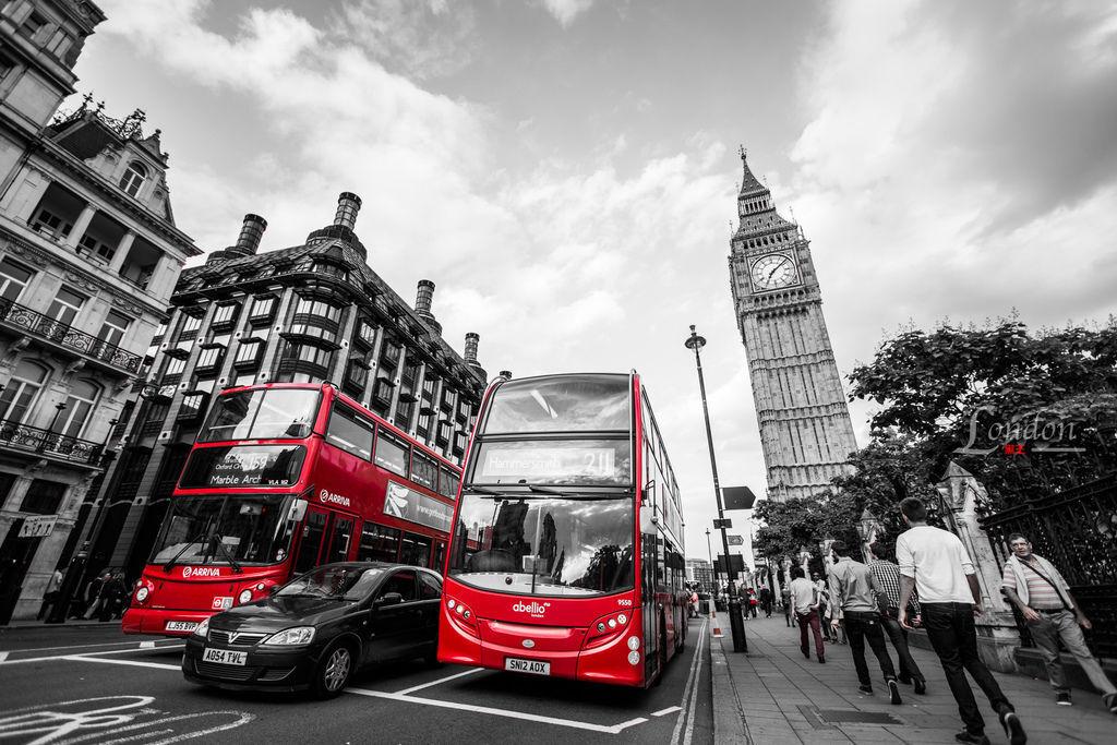 英國三紅、倫敦、大笨鐘、雙層巴士-02.jpg