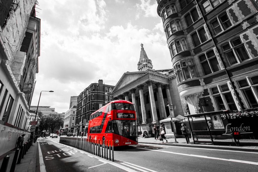 英國三紅、倫敦、聖保羅大教堂、雙層巴士-03.jpg