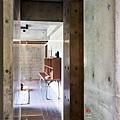 裝潢、樣品屋、實品屋、空間、室內設計、清水模、竹北案五五侘