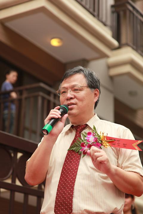 土城、星光LV、工作人員、董事長劉炳煌、開幕儀式-06.JPG