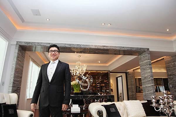 士林天子豪宅記者會、創意家行銷-王明正董事長-05.JPG