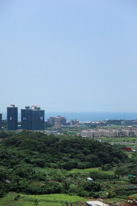 淡水、大面積空地、住宅大樓、淡海新市鎮-06.JPG