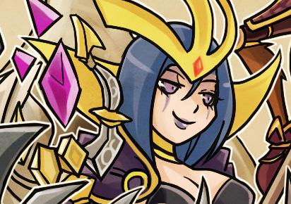紫色老太婆