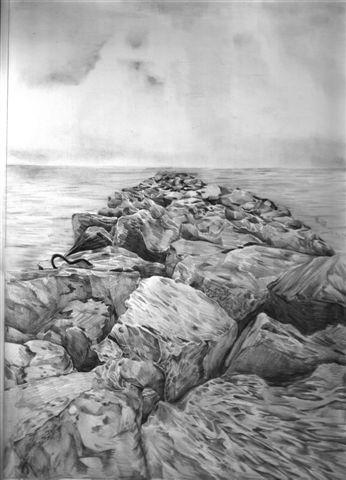 素描-海岩