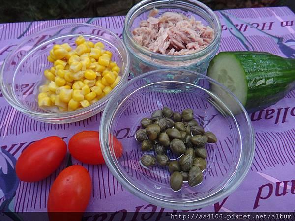 tuna mayo ingredients
