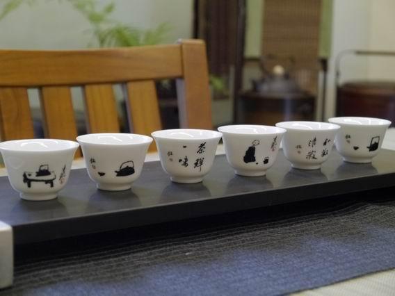 李蕭錕繪茶具組-2