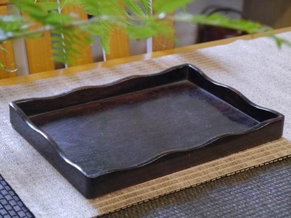 I13酸枝木盤-1