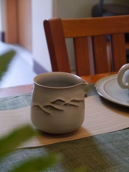 青峰系列茶具-茶盅