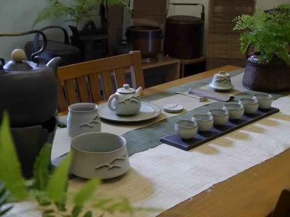 青峰系列茶具-1