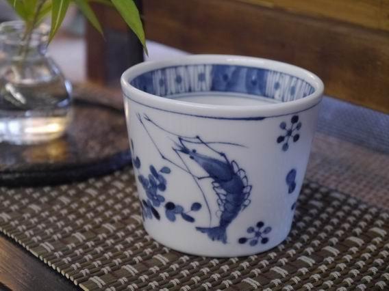 日本青花杯-2