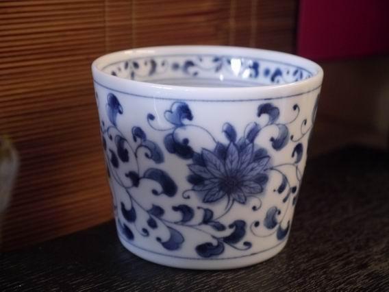 日本青花杯-6