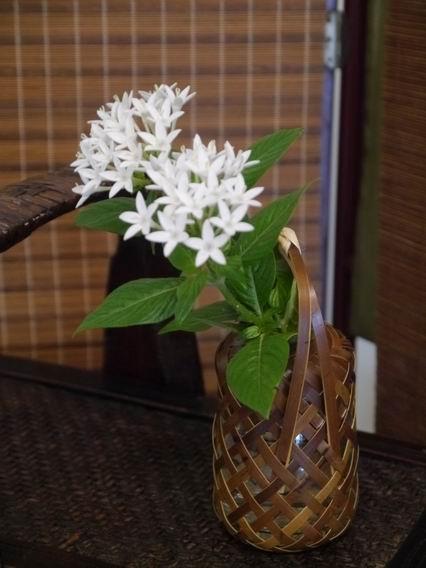 竹揙小花器-3