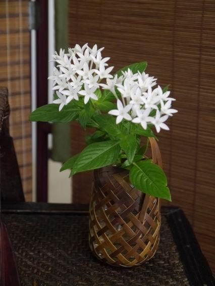 竹揙小花器-1