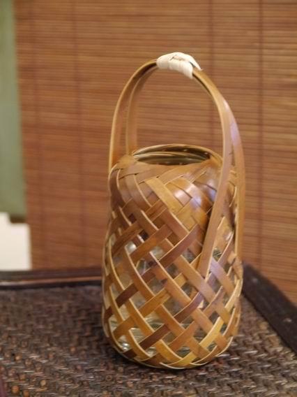 竹揙小花器-2
