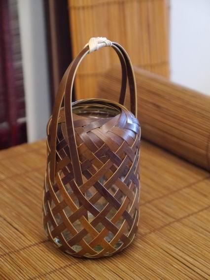 竹揙小花器-4