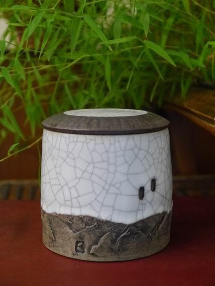 土樓茶罐中-1