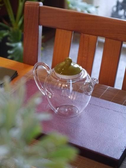 瓷蓋玻璃壺-2