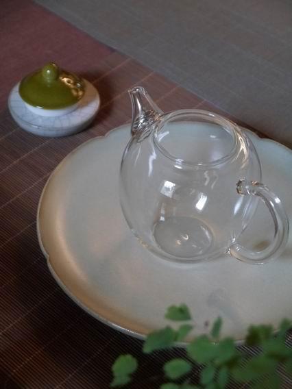 瓷蓋玻璃壺-4