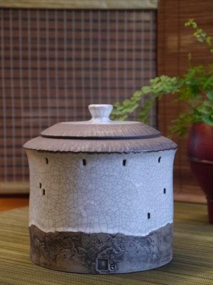 1斤土樓大茶罐-3