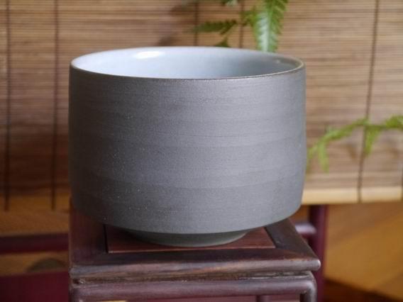霧黑茶碗-1