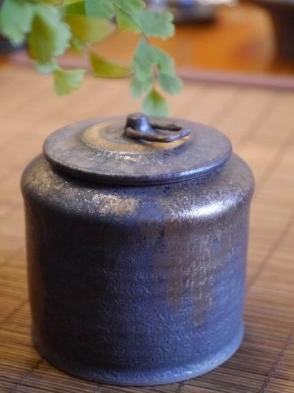 墨金茶罐A1-4