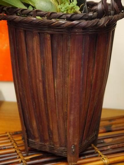 日本老竹籃-3