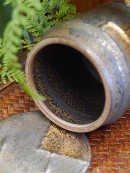 墨金茶罐A2-5