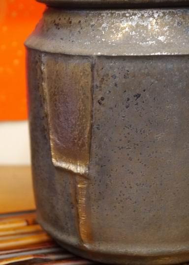 墨金茶罐1斤A3-3