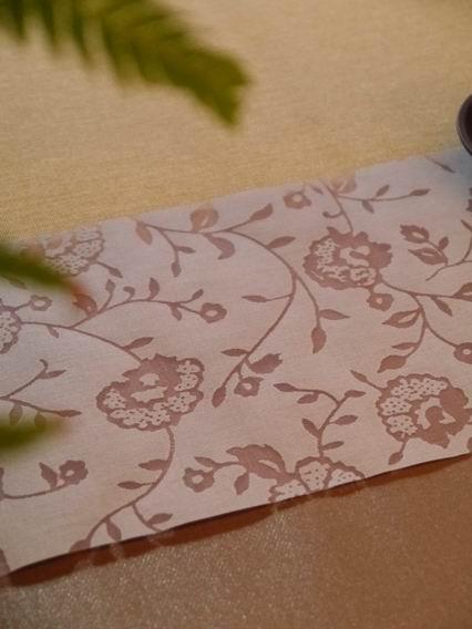 縷空花紋茶巾B01-1