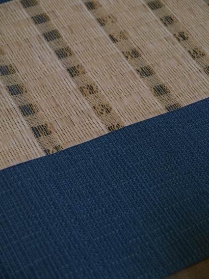藍茶巾搭配a-3