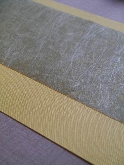 綠防水龍雲茶巾和亮黃布茶巾-3