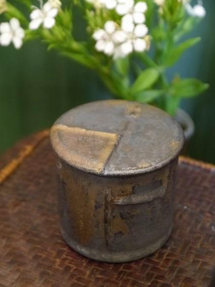 墨金特小茶罐A4-2